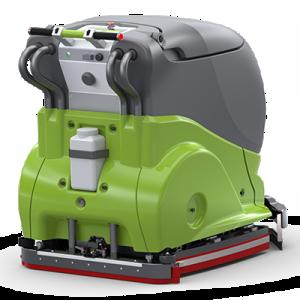 Reinigungsroboter CR 700 Rückansicht