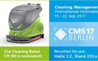 Adlatus Messe CMS17 Berlin