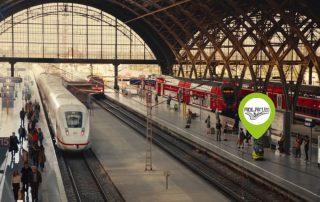 ADLATUS CR700 Nebendarsteller im neuen Werbespot der Deutschen Bahn